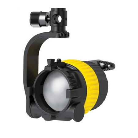 Dedolight DLED4.1-BI lampa bicolora cu led 45W - alimentare baterie