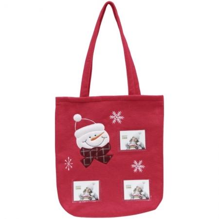 Deknudt Christmas Present Bag S67HC3 25x28cm - 3 poze 4,5x6cm