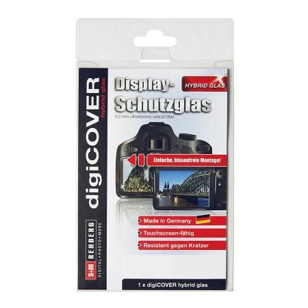 DigiCover hybrid glas Sony DSC-RX100 II/III - folie de protectie