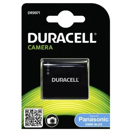 Duracell Acumulator replace Li-Ion Akku Panasonic DMW-BLG10 DMW-BLE9 780 mAh BULK125036878