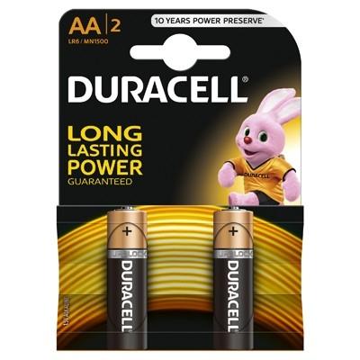 Duracell - Baterie AA LR06, 2 buc.