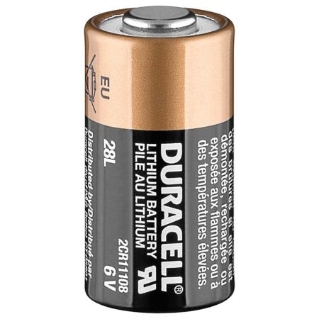 Duracell - Baterie litiu, 2CR1/ 3N 6V