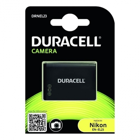 Duracell DRNEL23 - Acumulator replace Li-Ion tip Nikon EN-EL23, 1700 mAh