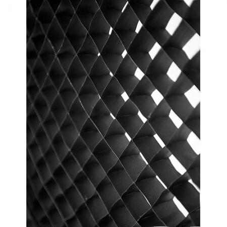 Dynaphos  Grid for recessed softbox 22x90cm