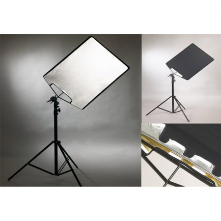 Dynaphos Flag - reflector 4 in 1 - 76 x 91cm