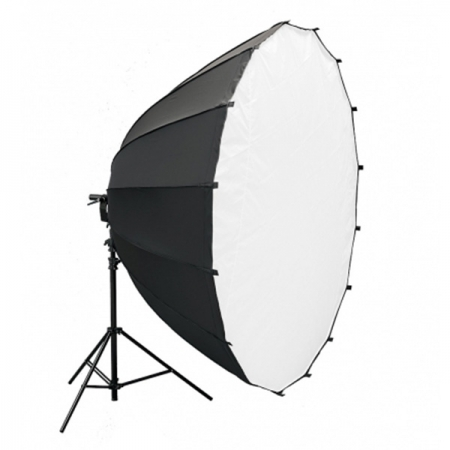 Dynaphos Parabolic softbox 200cm - reflective type, Bowens mount