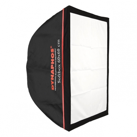 Dynaphos Softbox 60x60 cm - montura Bowens