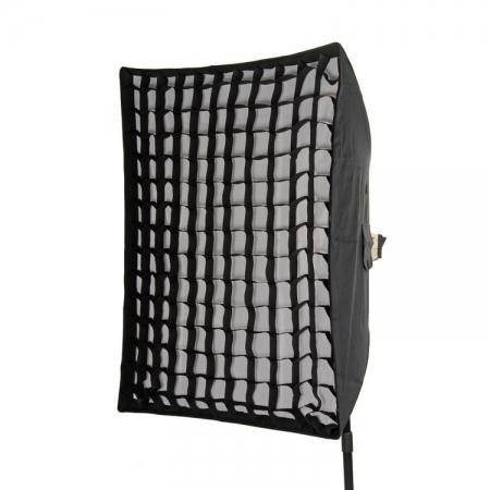 Dynaphos Softbox cu grid 91x122 cm
