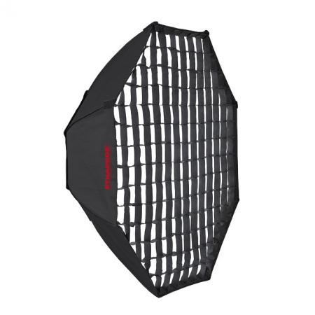 Dynaphos - octobox 150cm cu grid - montura Bowens