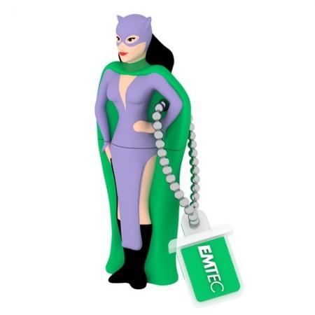 EMTEC Catwoman 8GB - USB Flash Drive