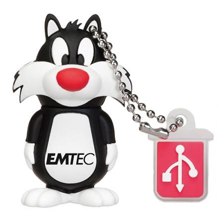 EMTEC Sylvester L101 - stick de memorie USB - 8GB