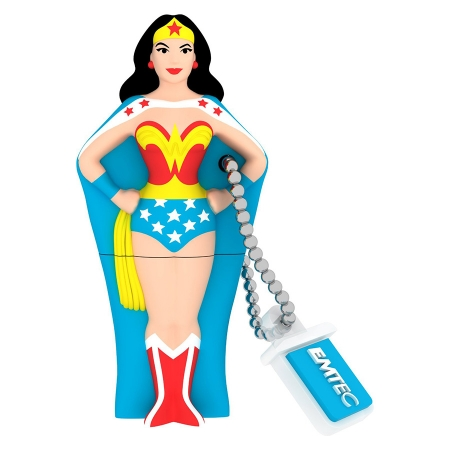 EMTEC Wonderwoman 8GB - USB Flash Drive