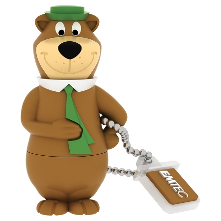 EMTEC Yogy Bear 8GB - USB Flash Drive