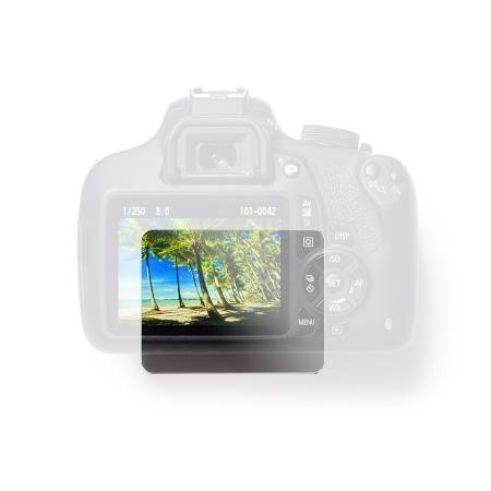 EasyCover Protectie ecran sticla securizata pentru Canon 70D