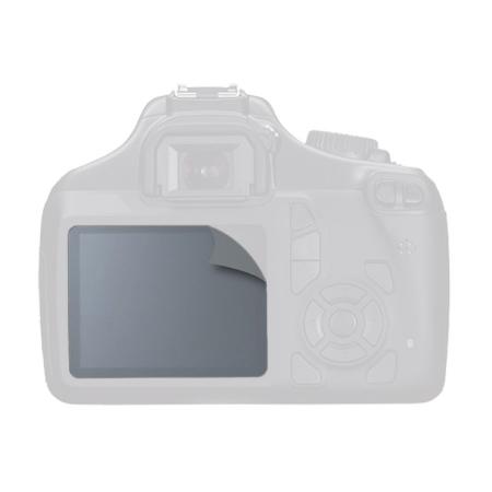 EasyCover Screen Protector pentru Canon 70D - folie de protectie LCD