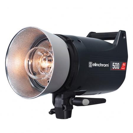 Elinchrom #20613.1 Compact ELC Pro HD 500