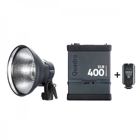 Elinchrom Quadra ELB 400 Action To Go #10417.1
