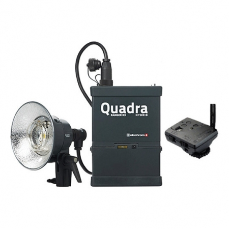 Elinchrom Quadra Living Light Set #10430.1