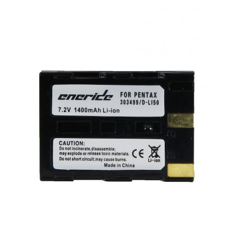 Eneride  Acumulator replace Pentax D-LI 50