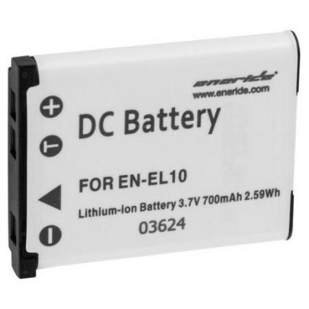 Eneride EN-EL10 - acumulator replace tip Nikon EN-EL10