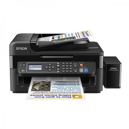 Epson L565 - imprimanta multifunctionala A4