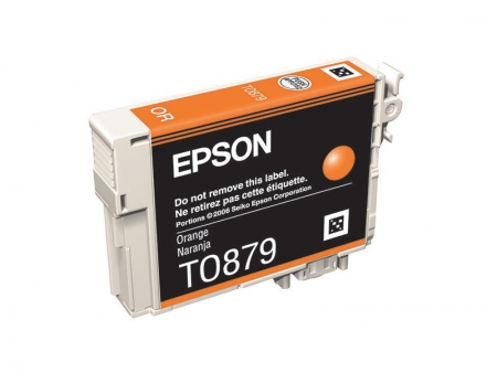 Epson R1900 - T0879 - Cartus Orange - RS12106984