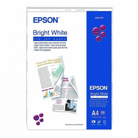 Epson S041749 - Hartie alba A4, 500 coli