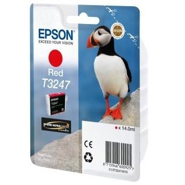 Epson T3247 - Cerneala Red Epson SC-P400