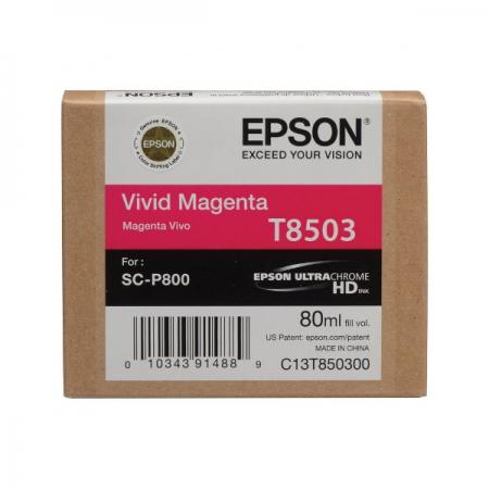 Epson T8503 - Cartus Magenta pentru SC-P800