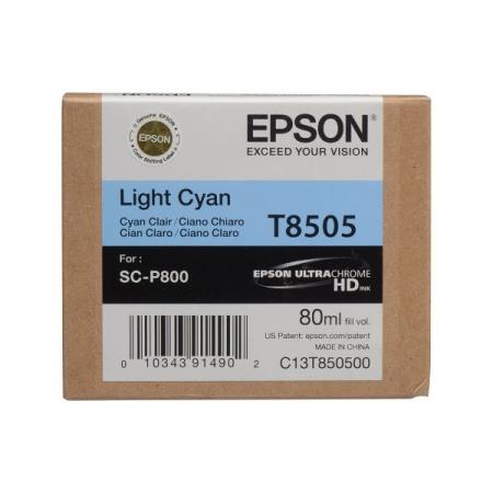 Epson T8505 - Cartus Light Cyan pentru SC-P800