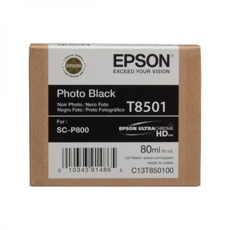 Epson T8507 - Cartus Light Black pentru SC-P800
