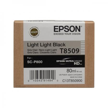 Epson T8509 - Cartus Light Light Black pentru SC-P800
