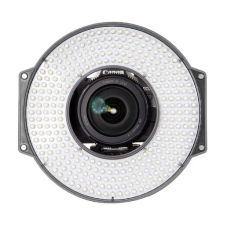 F&V R300 Lumic Daylight LED Ring Light - lampa leduri circulara