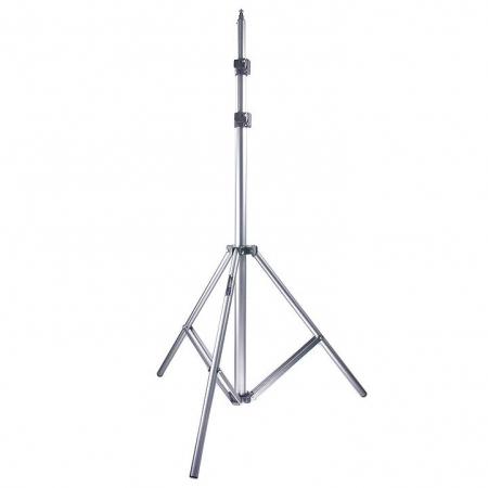 Fancier EI-806A - Light Stand Silver-Pneumatic/2,8m W-806A - RS10106093