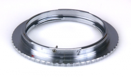 Fancier SLR Lens Adapter AR-05 - Olympus to Canon EOS body - RS2303315