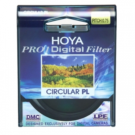 Filtru Hoya Polarizare Circulara Slim Pro1 Digital 55mm