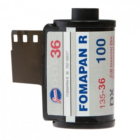 Foma Fomapan Classic R - film alb-negru ISO100 135-36