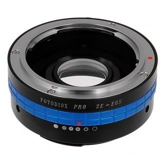 Fotodiox Inel adaptor - Mamiya ZE (35mm) la Canon EF