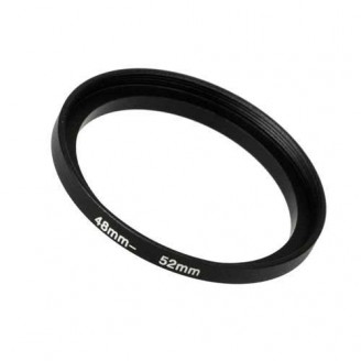 Fotodiox Step-Up inel adaptor 48mm - 52mm