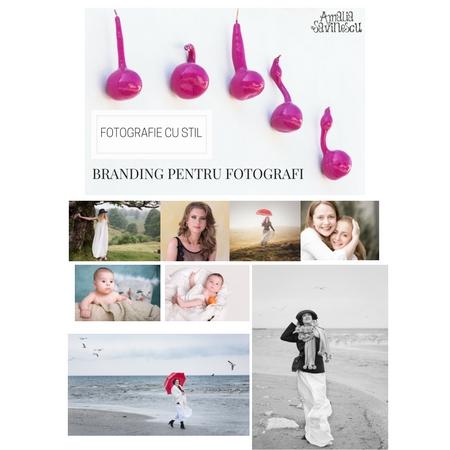 Fotografie cu stil - Atelier de branding pentru fotografi cu Amalia Savinescu: 24 iunie