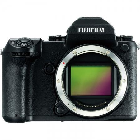 Fujifilm GFX 50S Body, negru