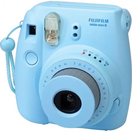 Fuji Fujifilm Instax Mini 8 blue