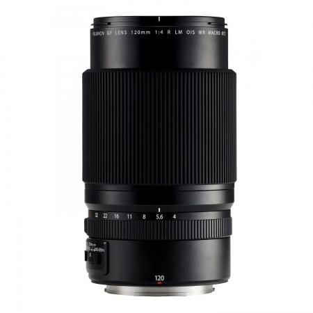 FujiFilm Fujinon Mid-telephoto macro 1:0.5 GF 120mm F4 Macro R LM OIS WR