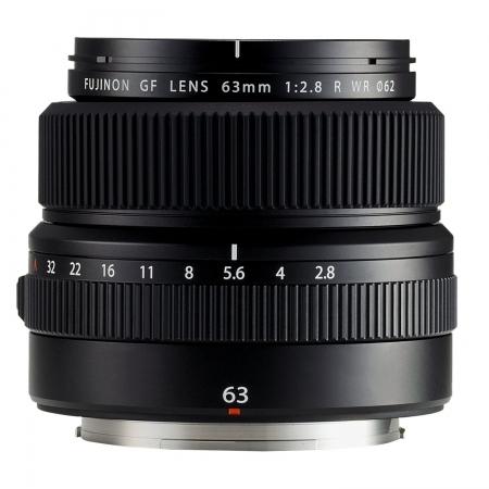 FujiFilm Fujinon Standard prime GF 63mm F2.8 R WR