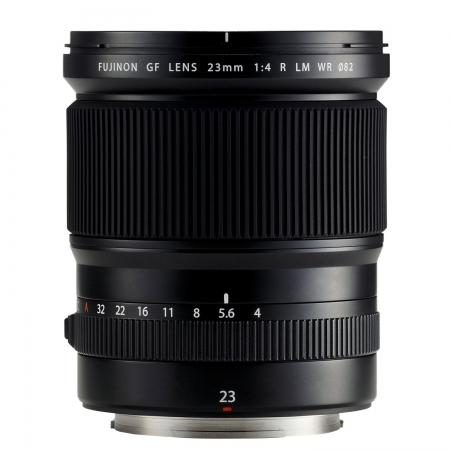 FujiFilm Fujinon Ultra wide GF23mmF4 R LM WR