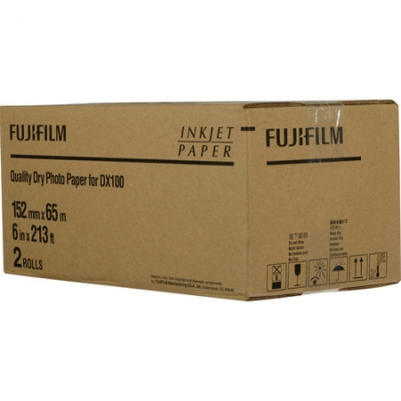 Fujifilm DX100 Paper LU152x65