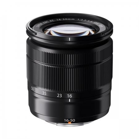 Fujifilm XC 16-50mm f/3.5-5.6 OIS negru
