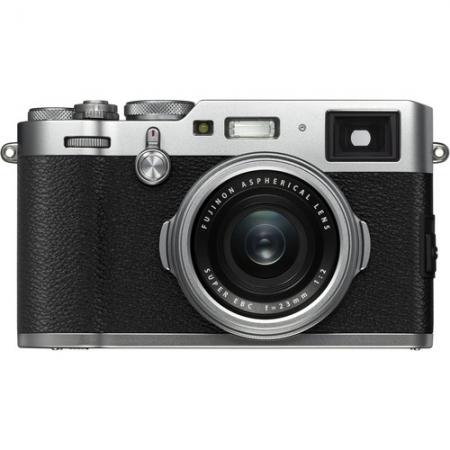 Fujifilm Finepix X100F - Argintiu