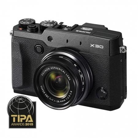 Fujifilm Finepix X30 negruu aparat foto compact RS125014375-1