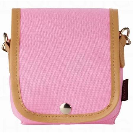 Fujifilm Instax Mini 8 Case roz + Strap
